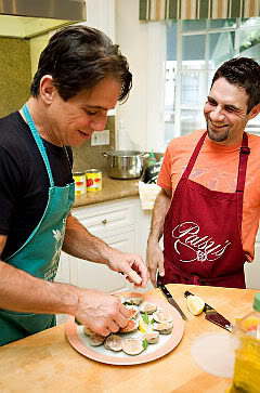 Tony Danza's CookBook: Don't fill up on The Antipasto Amd_danza-son