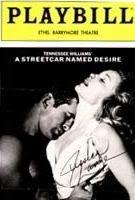 A Streetcar named Desire (Un tramway nommé Desire) Theatre