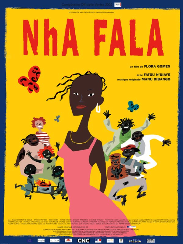 Nha Fala (2002, Guinea-Bissau) My Voice MyVoice2002
