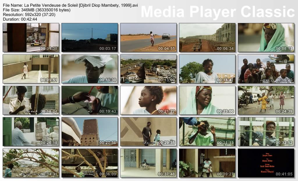La petite vendeuse de soleil (Senegal, 1999) Djibril Diop Thumbs-TheGirlWhoSoldTheSun