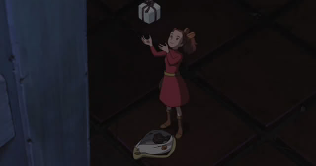 Kari-gurashi no Arietti (2010) The borrower Arrietty Arrietty03