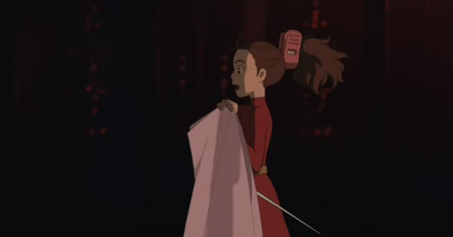 Kari-gurashi no Arietti (2010) The borrower Arrietty Arrietty07