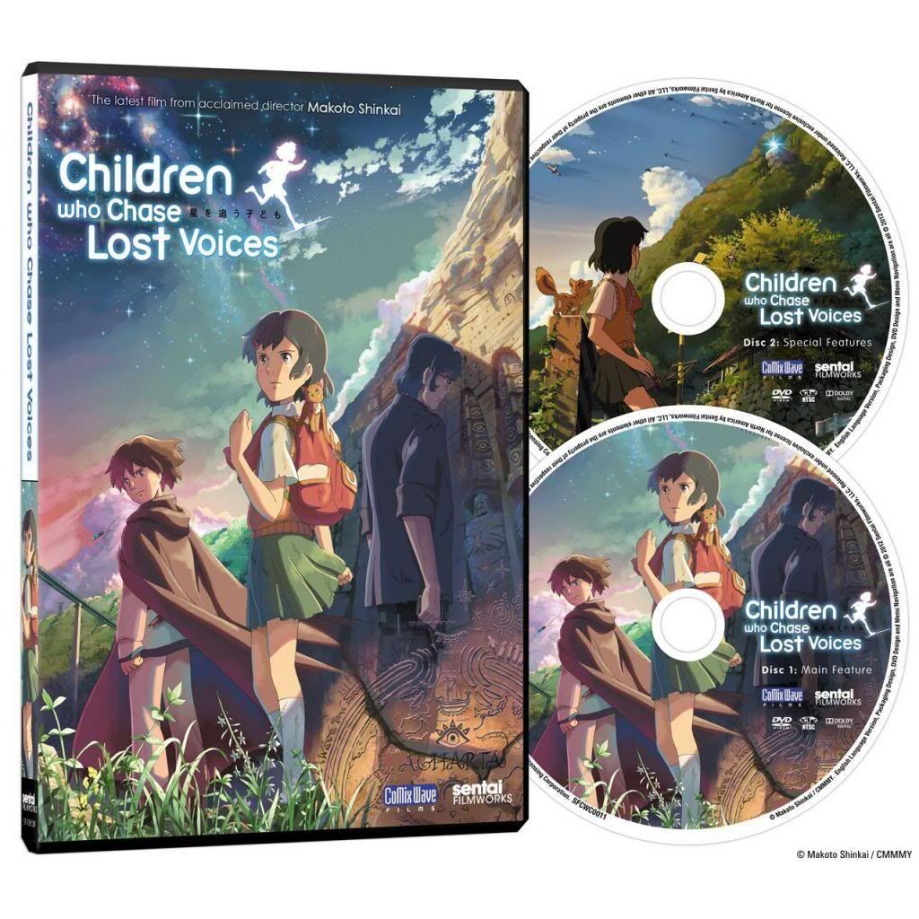 Hoshi-o Ou Kodomo (2011) Childern Who Chase Stars ChildrenWhoChaseStars