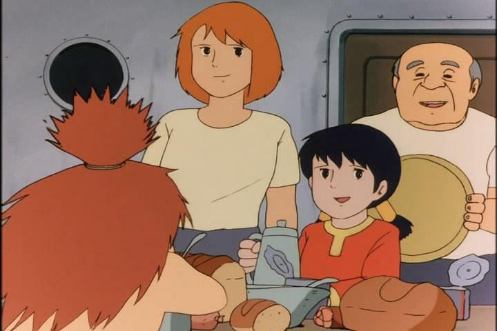 Future Boy Conan (1978) a.k.a Adnan & Leena FutureBoy09