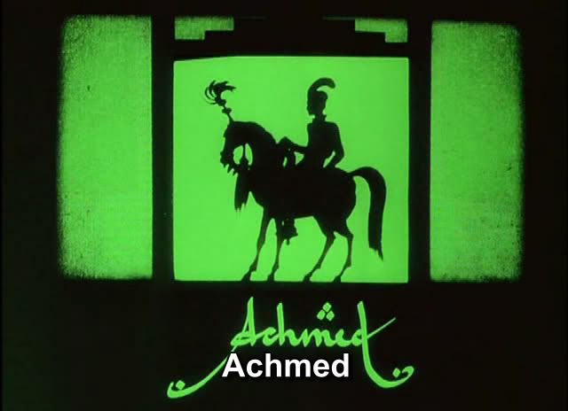 The adventures of Prince Achmed (1926) the 1st animated movie Ever PrinceAchmed192602