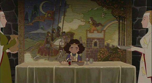 Princess Arete (2001) by Studio 4°C PrincessArete03