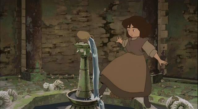 Princess Arete (2001) by Studio 4°C PrincessArete08