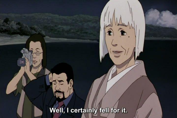 Millennium Actress (2001) Satoshi Kon Sennen07