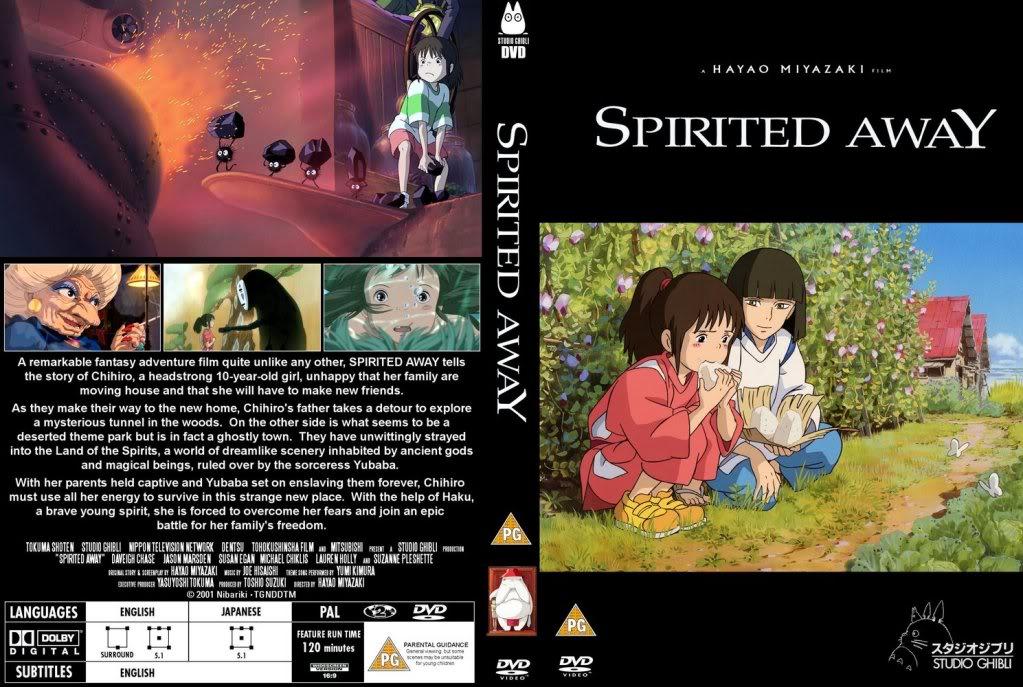 Spirited Away (2001) Studio Ghibli  Spirited_Away_UK-DVDcover