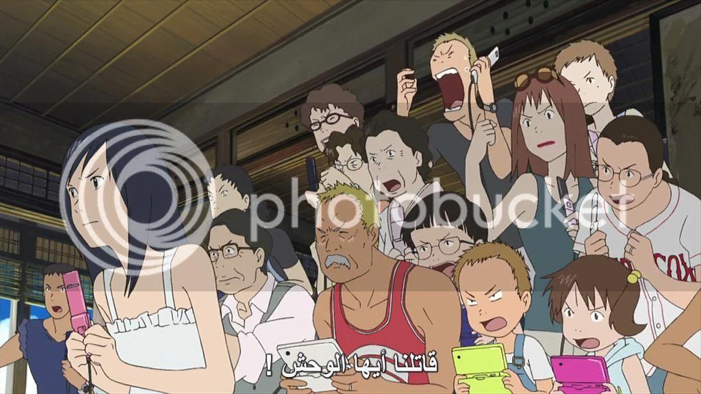 Summer Wars (2009) by Mamoru Hosoda SummerWars10