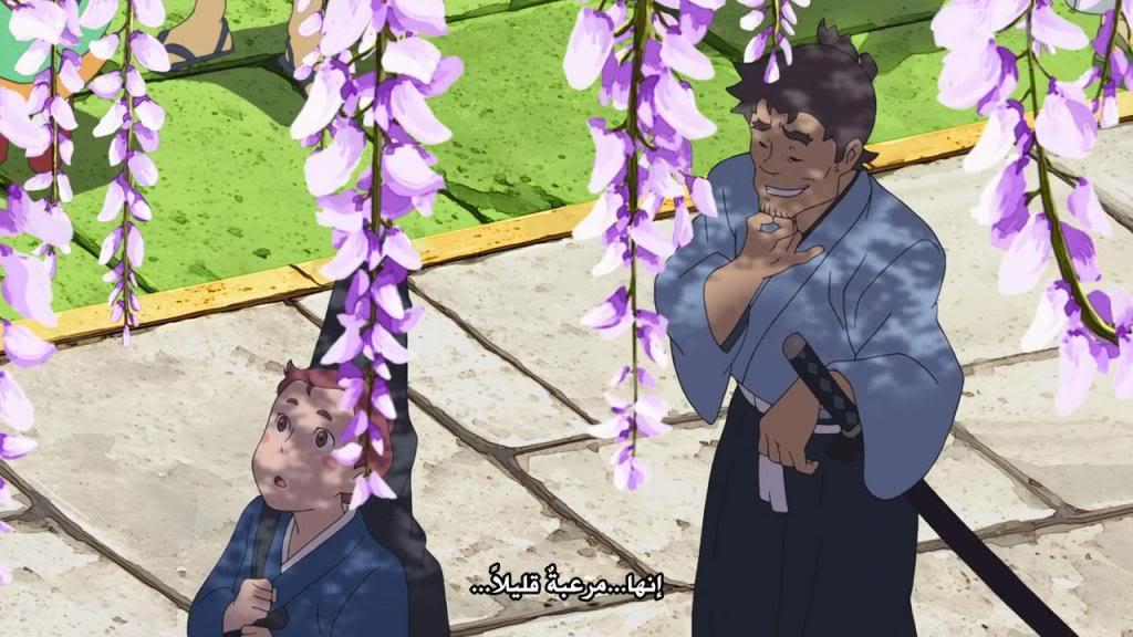 Fuse Teppou Musume no Torimonocho (2012) Fuse, Memory of The Girl with Gun Teppou04