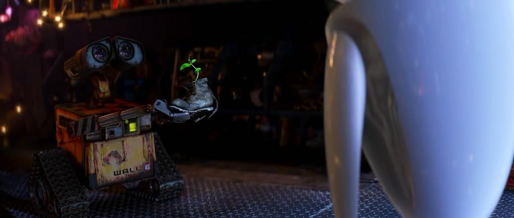 Wall-E (2008) Disney's Anime for the Oscars WallE06