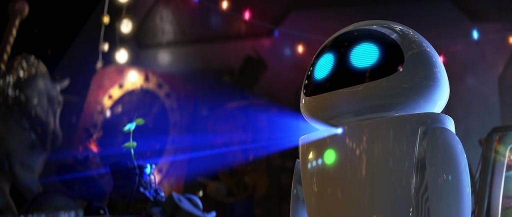 Wall-E (2008) Disney's Anime for the Oscars WallE07