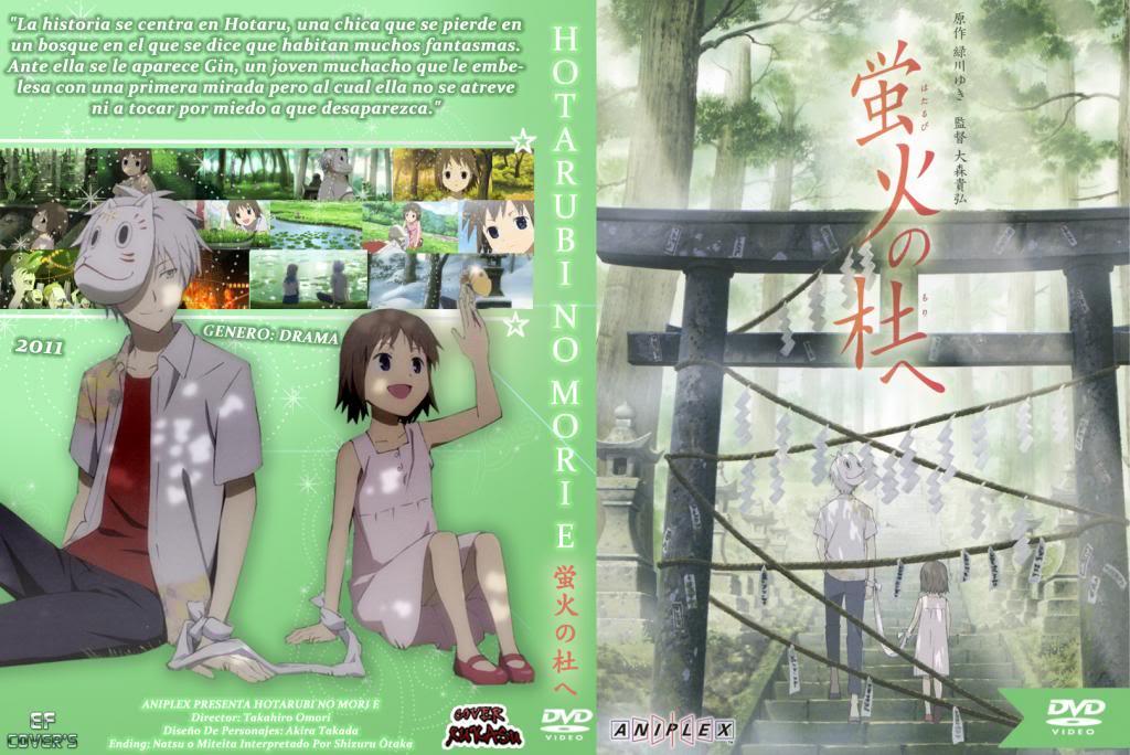 Hotarubi-no Mori-e (2011) Omori Takahiro Hotarubinomorieecover