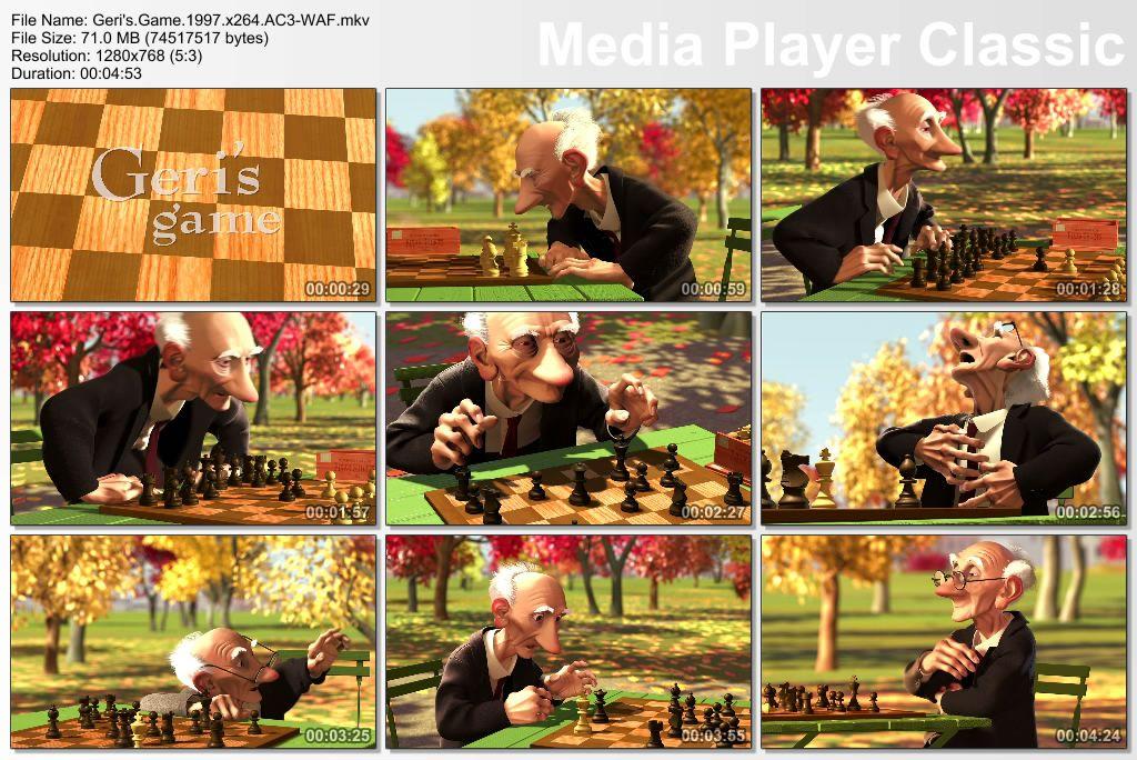 Pixar - Short films Collection - Part 01 Thumbs-GerisGame1997