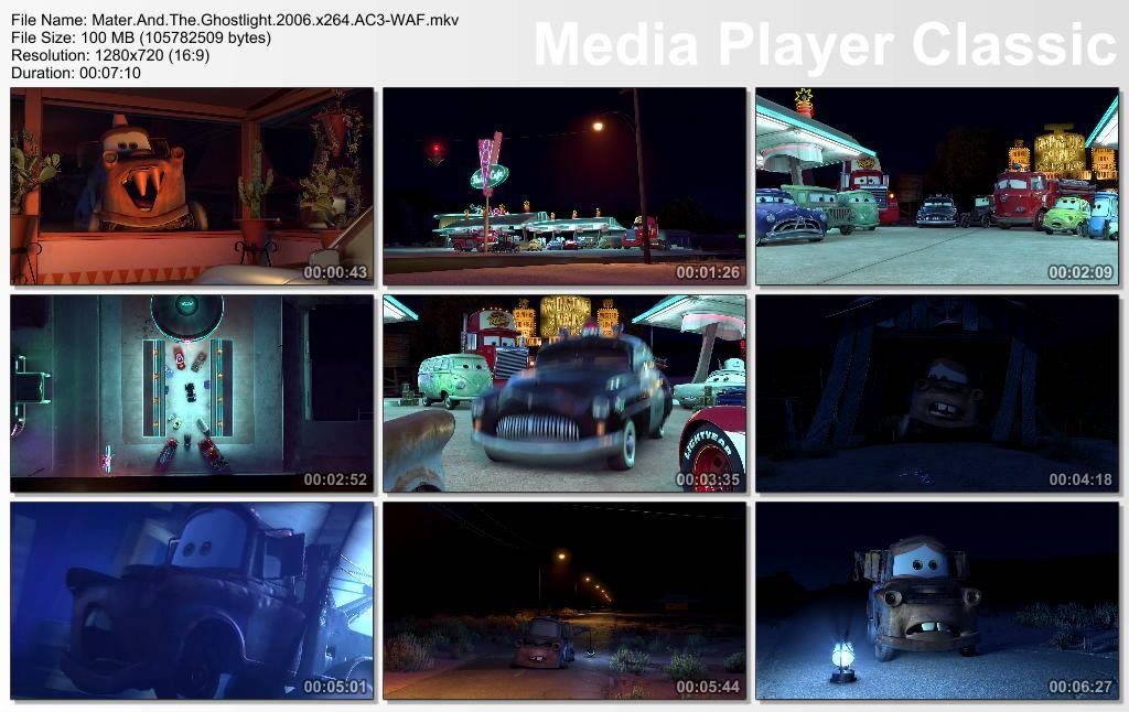 Pixar - Short films Collection - Part 01 Thumbs-TheGhostlight2006