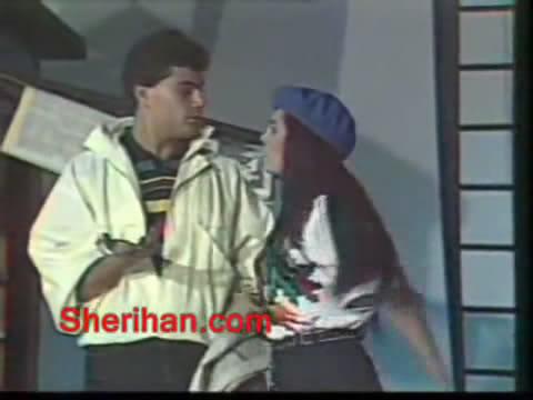 ألف ليلة وليلة (1986) الأميرة وردشان ومندو الزبال , وفوازير الأمثال 16avi_shot01