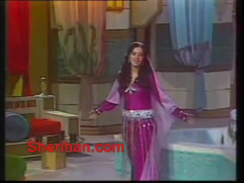 ألف ليلة وليلة (1986) الأميرة وردشان ومندو الزبال , وفوازير الأمثال 1avi_shot05