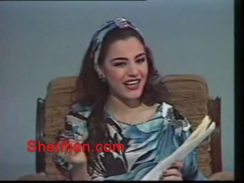 ألف ليلة وليلة (1986) الأميرة وردشان ومندو الزبال , وفوازير الأمثال 1avi_shot09