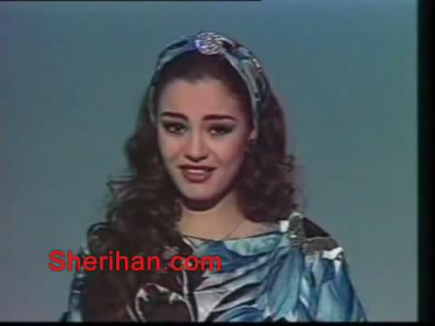 ألف ليلة وليلة (1986) الأميرة وردشان ومندو الزبال , وفوازير الأمثال 1avi_shot10