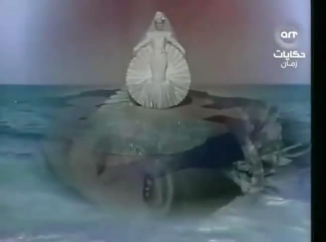 ألف ليلة وليلة (1987) التلات بـنـات : حليمة و كريمة وفطيمة 1rmvb_shot01