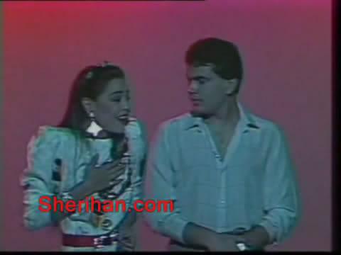 ألف ليلة وليلة (1986) الأميرة وردشان ومندو الزبال , وفوازير الأمثال 3avi_shot05