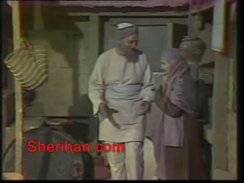 ألف ليلة وليلة (1986) الأميرة وردشان ومندو الزبال , وفوازير الأمثال 4avi_shot01