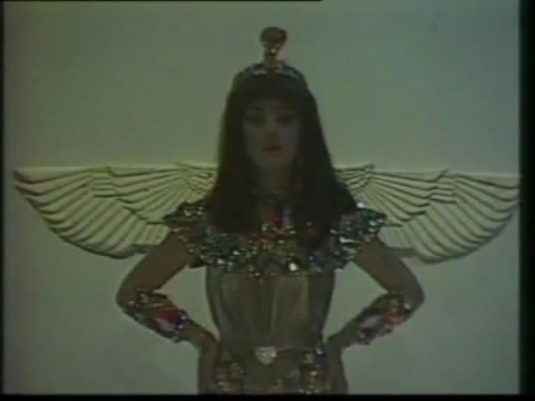 ألف ليلة وليلة (1986) الأميرة وردشان ومندو الزبال , وفوازير الأمثال 4avi_shot02