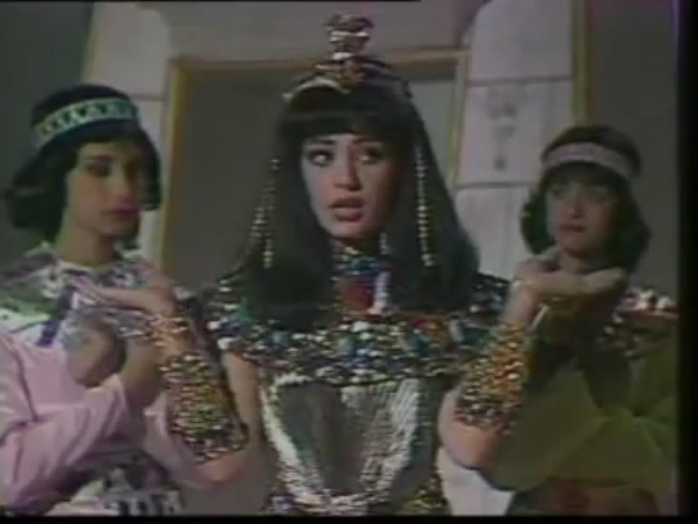 ألف ليلة وليلة (1986) الأميرة وردشان ومندو الزبال , وفوازير الأمثال 4avi_shot04