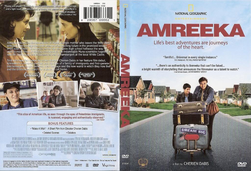 Amreeka (2009) thumb up Amreeka2009DVDCover