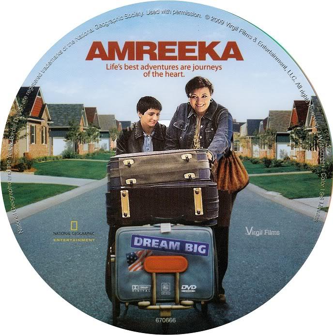Amreeka (2009) thumb up Amreeka2009DVDIn