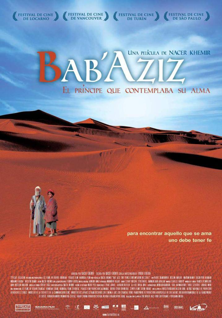 Bab'Aziz - The Prince That Contemplated His Soul (2005) Bab'Aziz بابا عزيز BabAziz_El_Sabio_Sufi