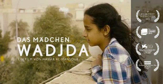 وجدة (2012) للمخرجة هيفاء المنصور Wadjda (2012) Haifa Al-Mansour DasMaumldchenWadjda