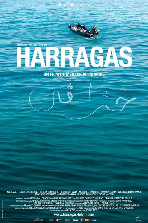 Harragas (Algeria, 2009) Merzak Allouache Harragas-2009