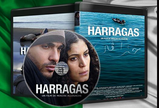 Harragas (Algeria, 2009) Merzak Allouache HarragasDVDFinal