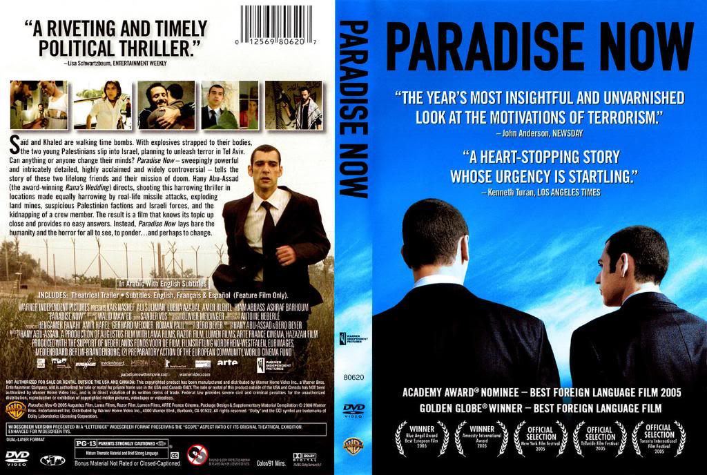 Paradise Now (2005) Hany Abu-Asaad ParadiseNow2005