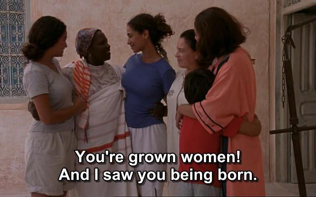 La saison des hommes (Moufida Tlatli,2000) Season of Men SaisonHommes03