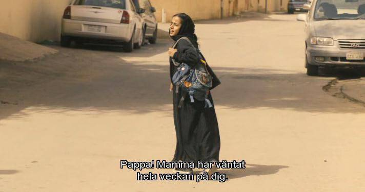 وجدة (2012) للمخرجة هيفاء المنصور Wadjda (2012) Haifa Al-Mansour Wadjda01