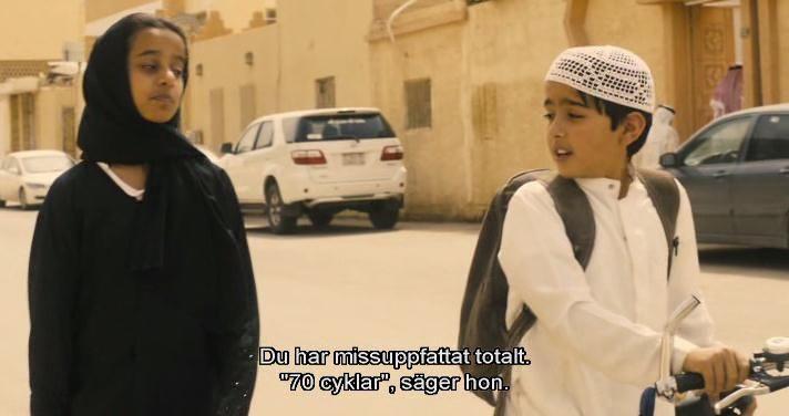 وجدة (2012) للمخرجة هيفاء المنصور Wadjda (2012) Haifa Al-Mansour Wadjda04