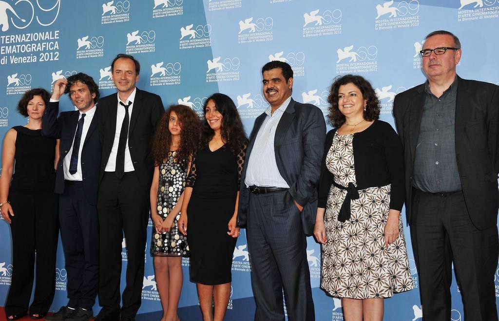 وجدة (2012) للمخرجة هيفاء المنصور Wadjda (2012) Haifa Al-Mansour Wadjda69thVeniceFilmFestival