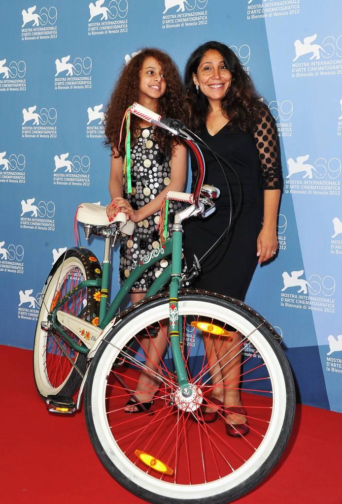وجدة (2012) للمخرجة هيفاء المنصور Wadjda (2012) Haifa Al-Mansour Wadjda69thVeniceFilmFestival2