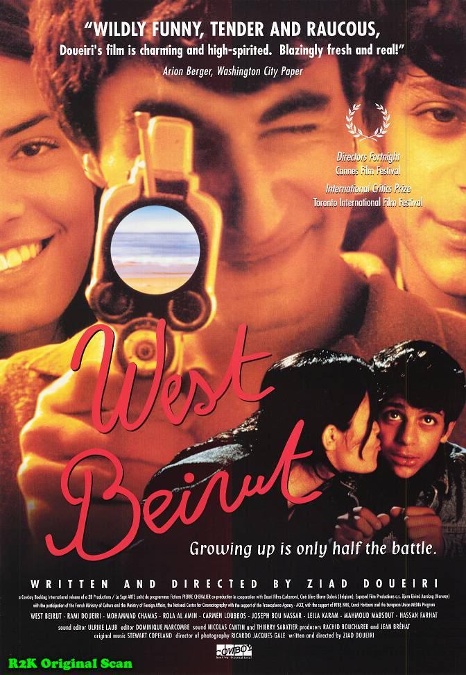 West Beirut (1998) Ziad Douiri West_Beirut