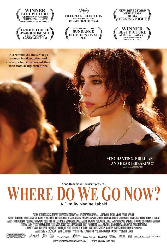 وهلّا  لوين Et Maintenant, On Va Où (Lebanon, 2011) Nadine Labaki Wheredowegonow