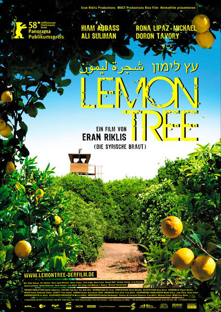 Etz Lemon (2007) Lemon Tree.... Palestine-Israel Film_foto_lemontree