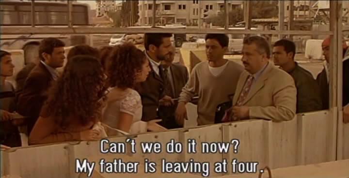 Rana's Wedding (2002) Hany Abu-Asaad Snapshot021