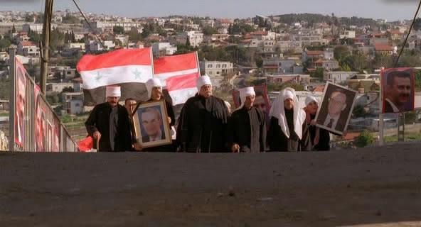 The Syrian Bride (2004) MKO العروس الســورية Snapshot20090106164441