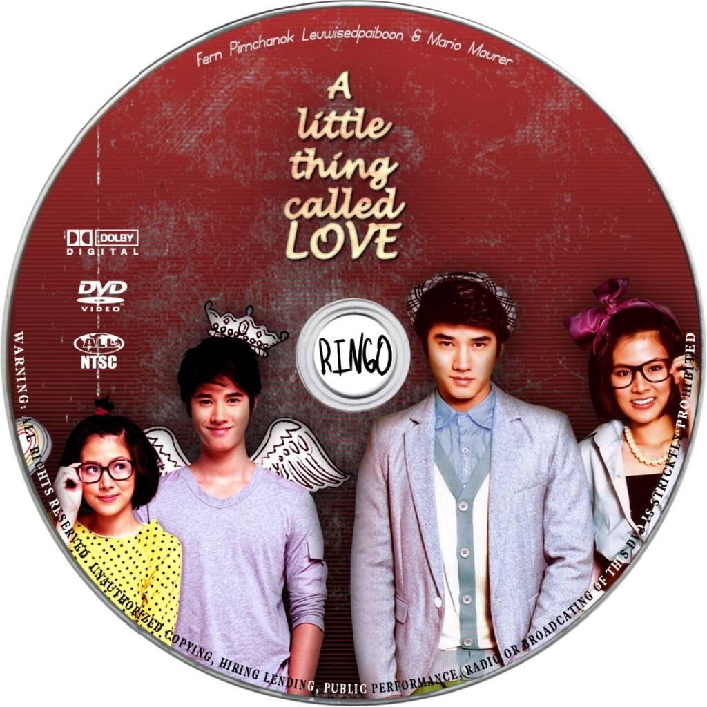 Sing Lek Lek Thee Riak Wa Rak (Thailand, 2010) a.k.a Little thing called Love ALittleThingCalledLoveDVDInlay