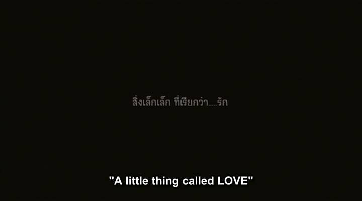 Sing Lek Lek Thee Riak Wa Rak (Thailand, 2010) a.k.a Little thing called Love FirstLove02