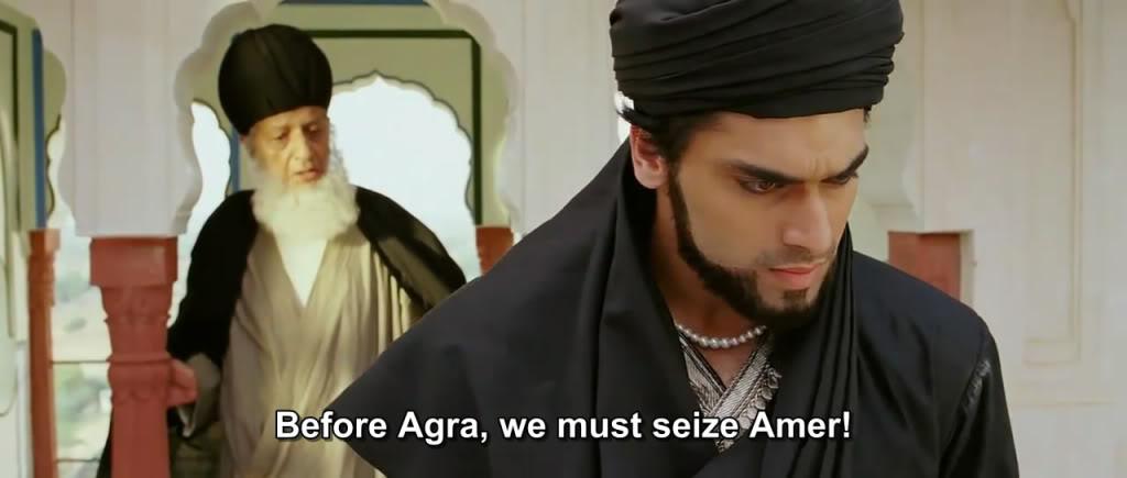 Jodhaa Akbar (2008) with Arabic subtitles Jhodaa20