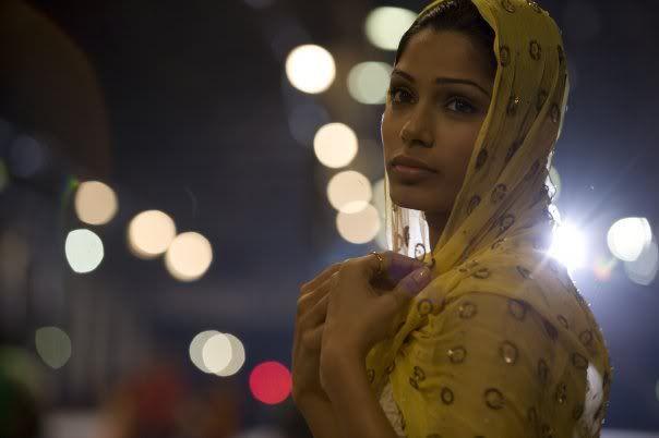 Slumdog Millionaire (2008) Oscars Movie Latika